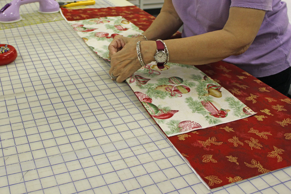 31 Days Of Holiday Gifts Day 23 20 Minute Table Runner